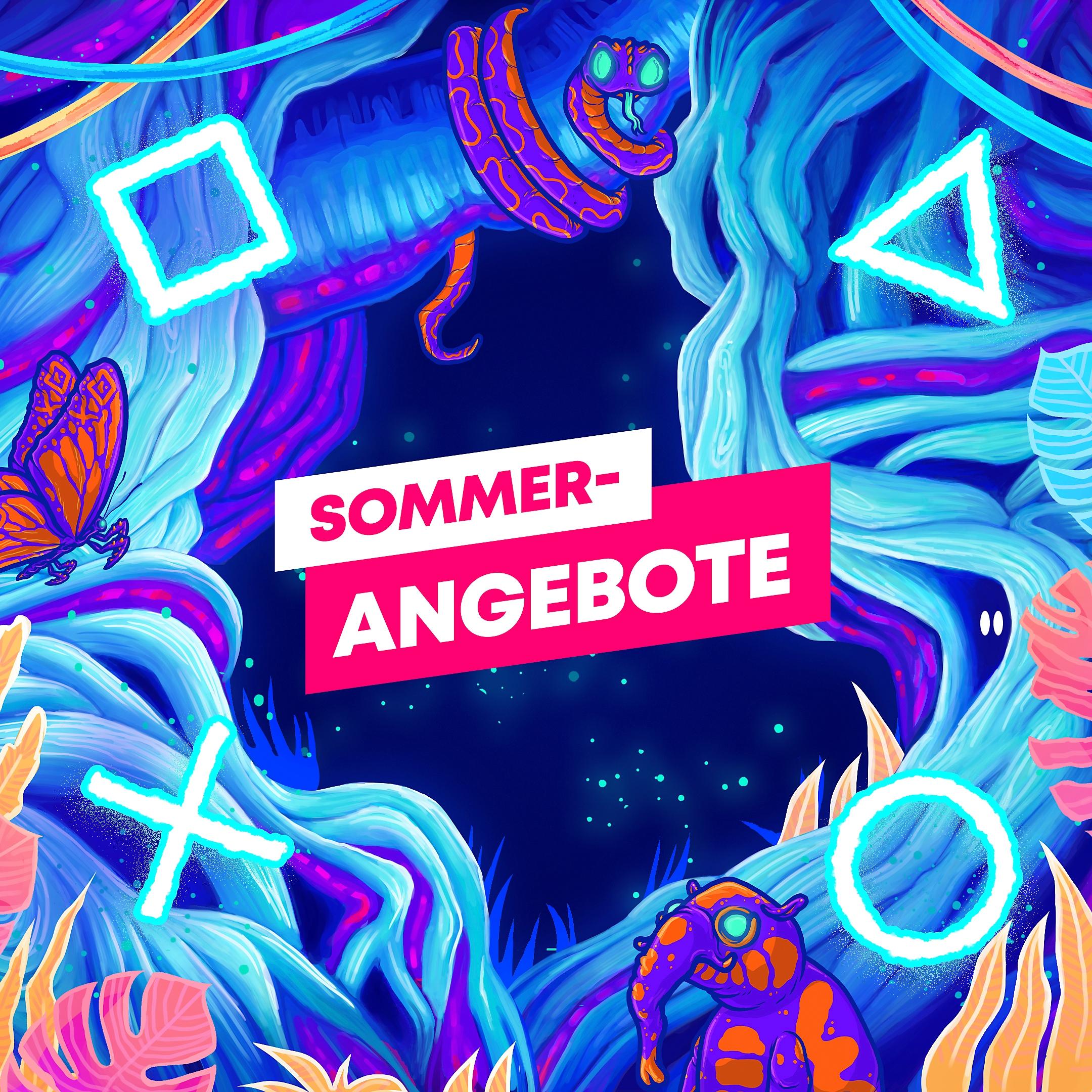 PlayStation Store – Sommerangebote