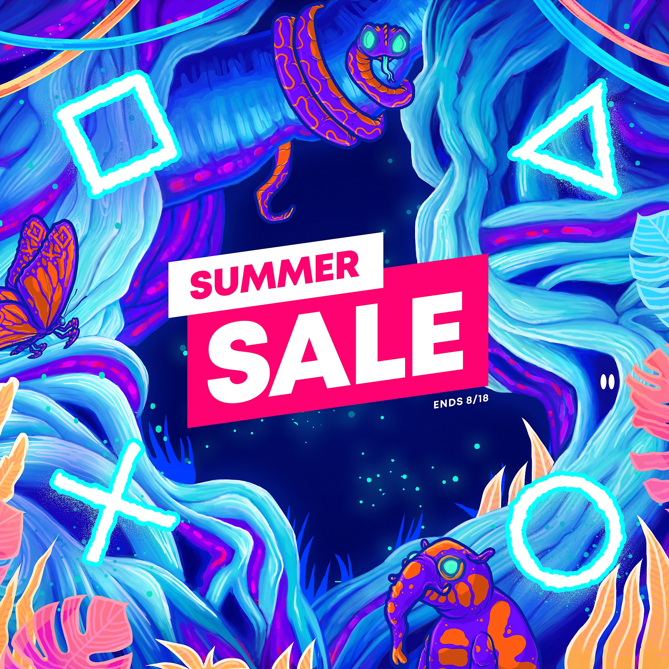PlayStation Store - Summer Sale