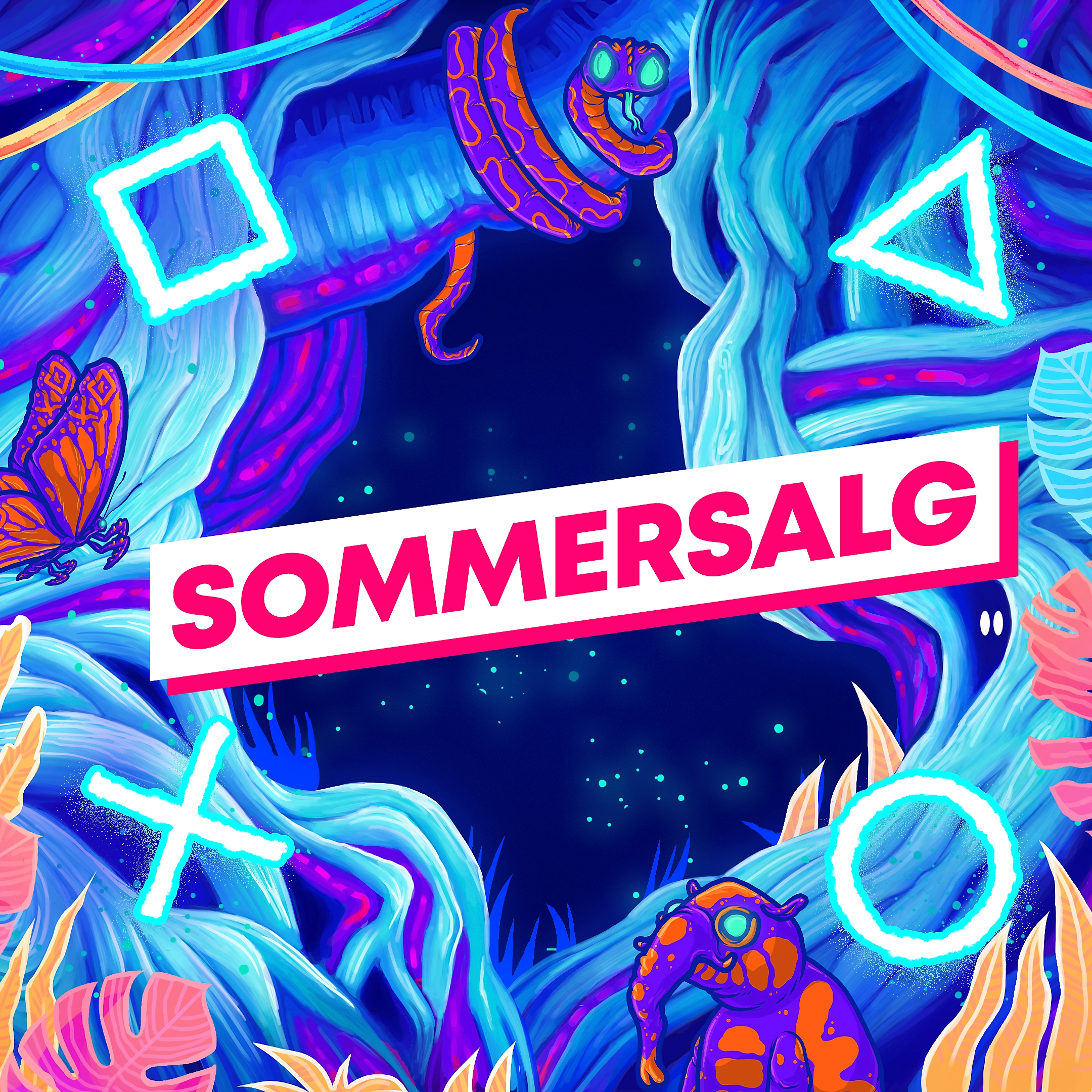 PlayStation Store – Sommersalg