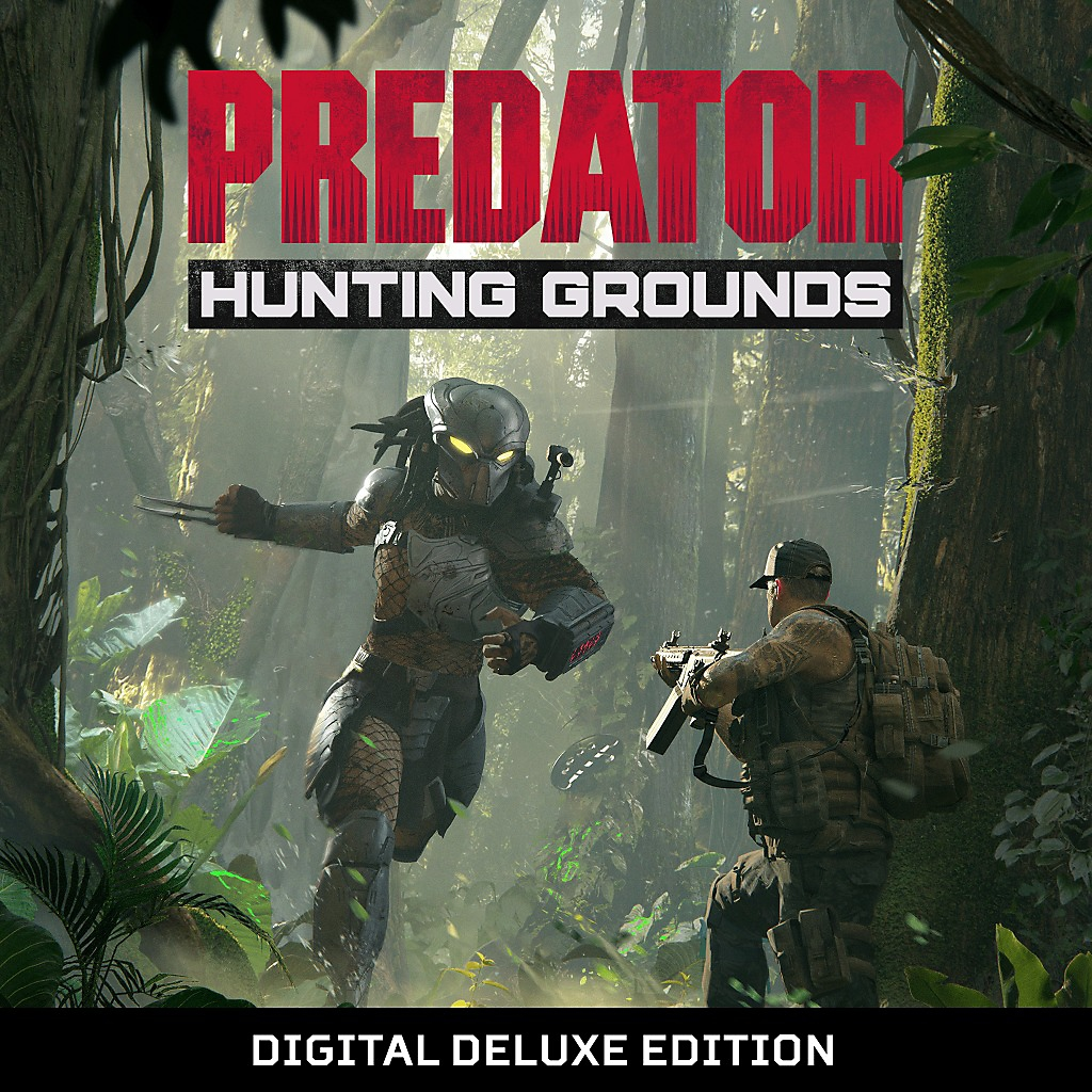 Predator Hunting Grounds Deluxe