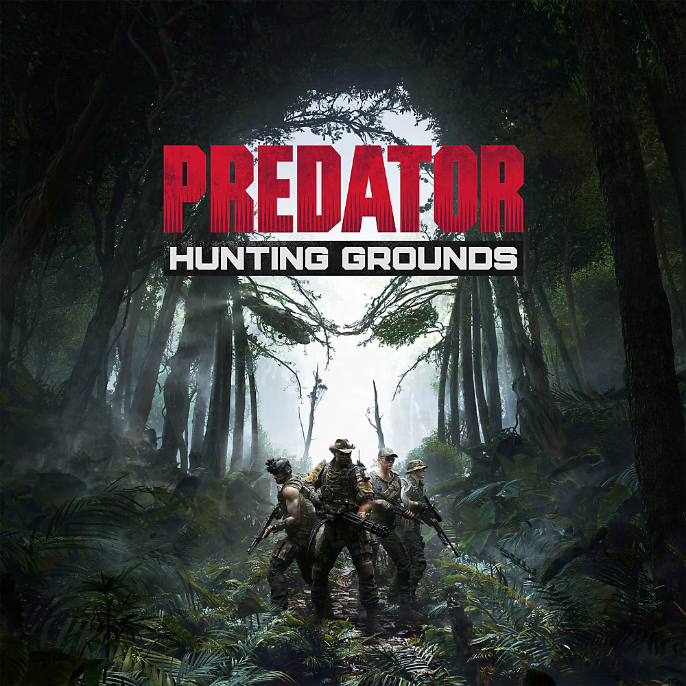 Predator Hunting Grounds Standard