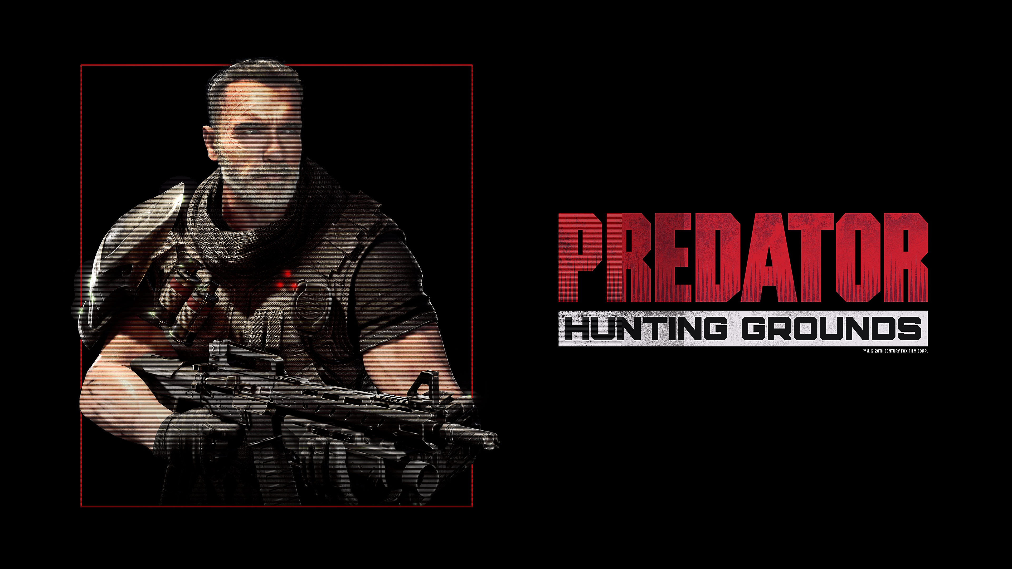 DLC Dutch pour Predator: Hunting Grounds