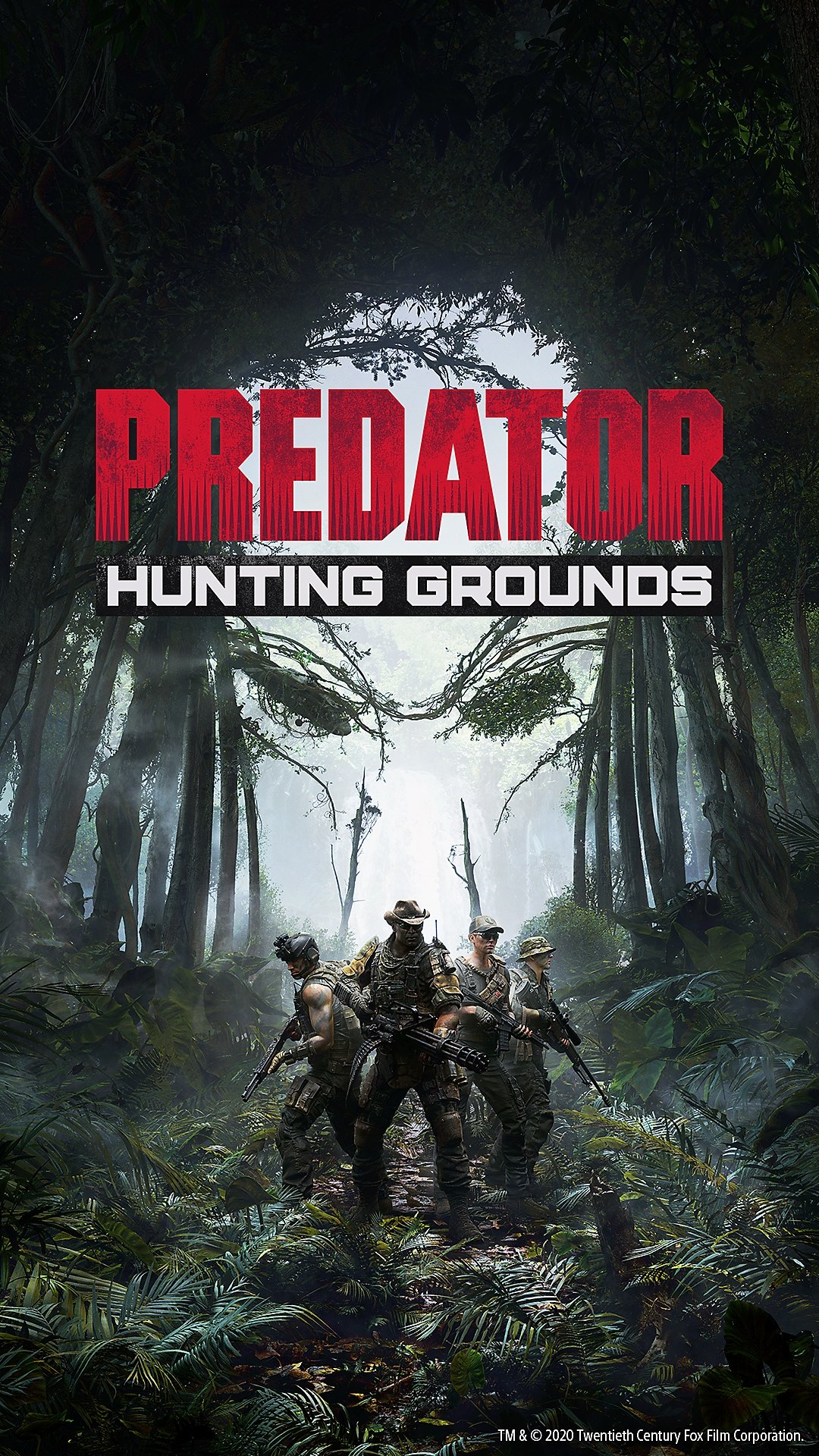 Predator: Hunting Grounds - Fireteam