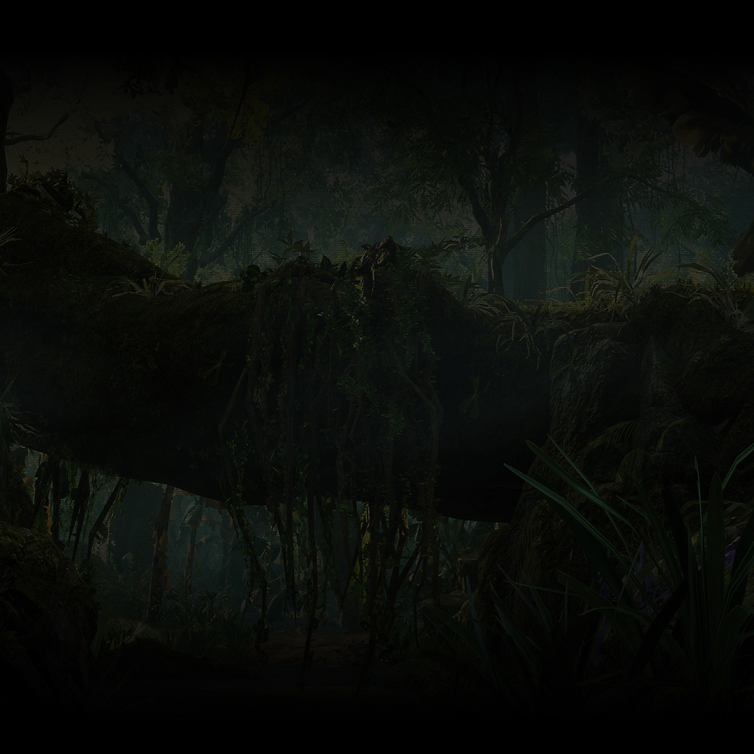 predator hunting grounds background