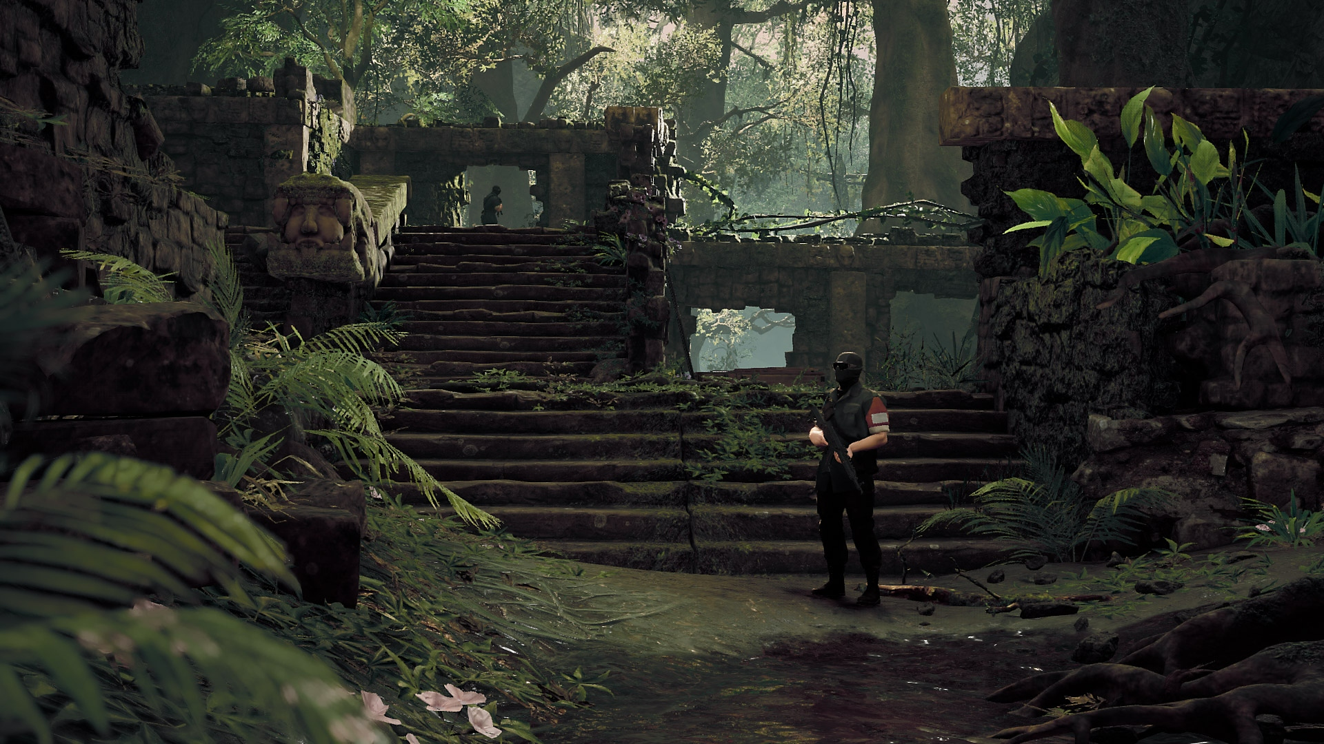 capturas de pantalla de predator hunting grounds