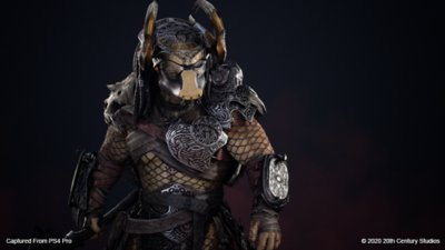Capture d'écran du DLC Predator Viking pour Predator: Hunting Grounds