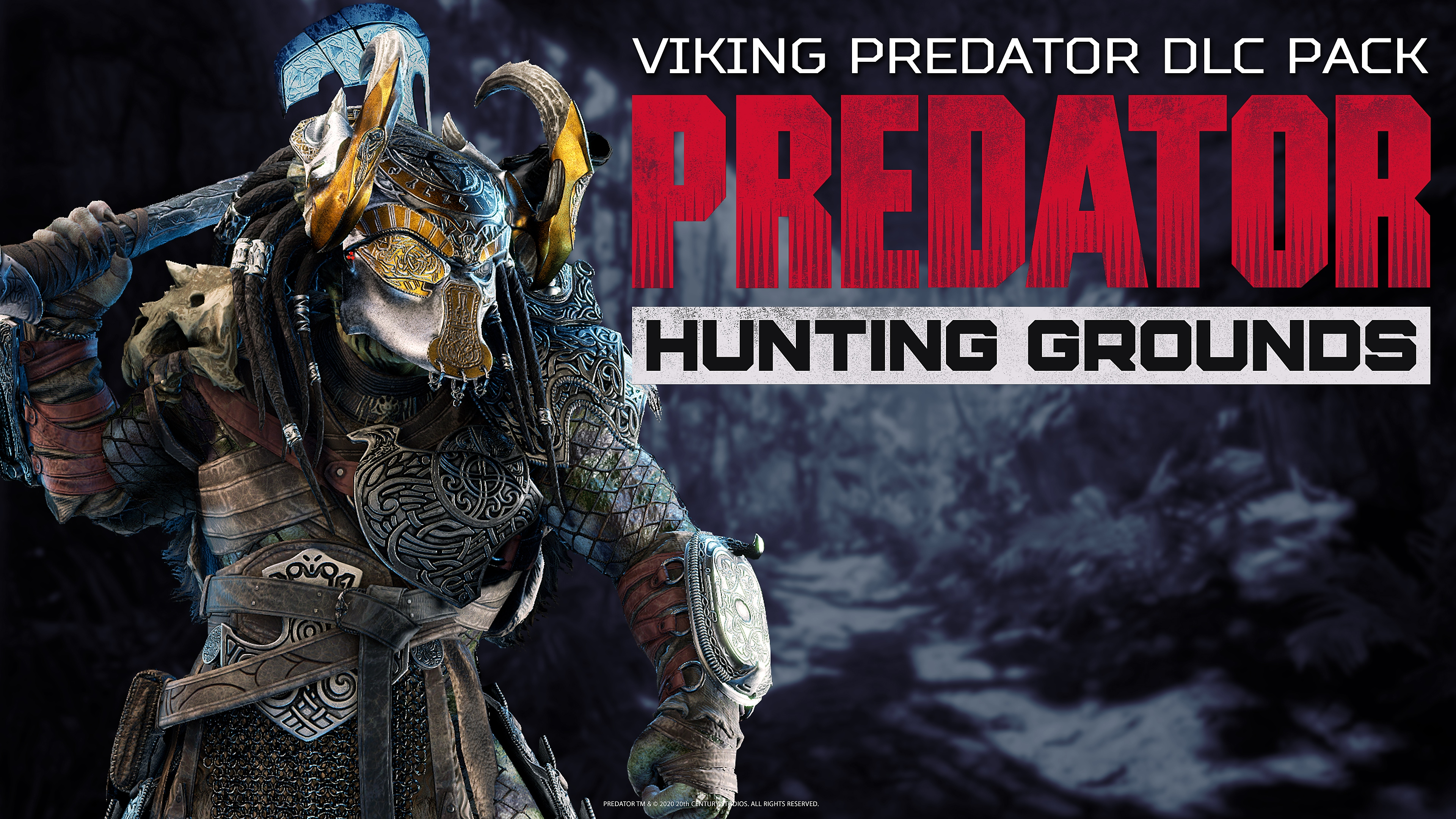 predator hunting grounds viking predator dlc