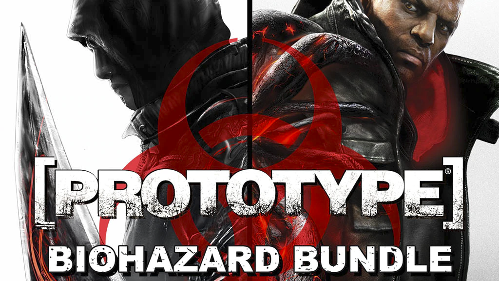 Prototype Biohazard Bundle - Store Art