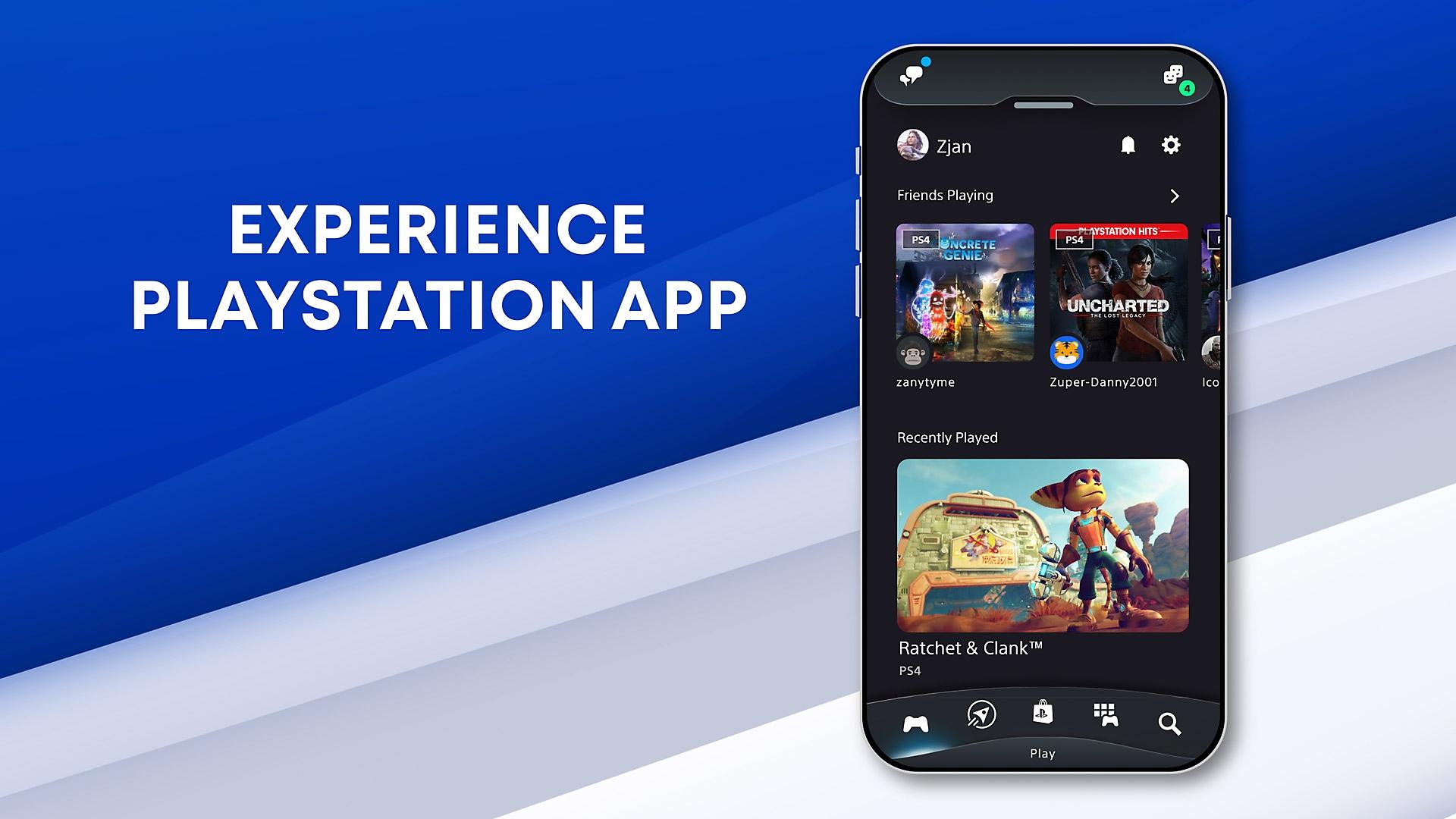 新 PlayStation App 紹介映像