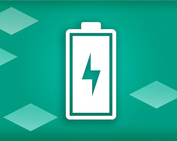 Ícono de eliminación de la batería