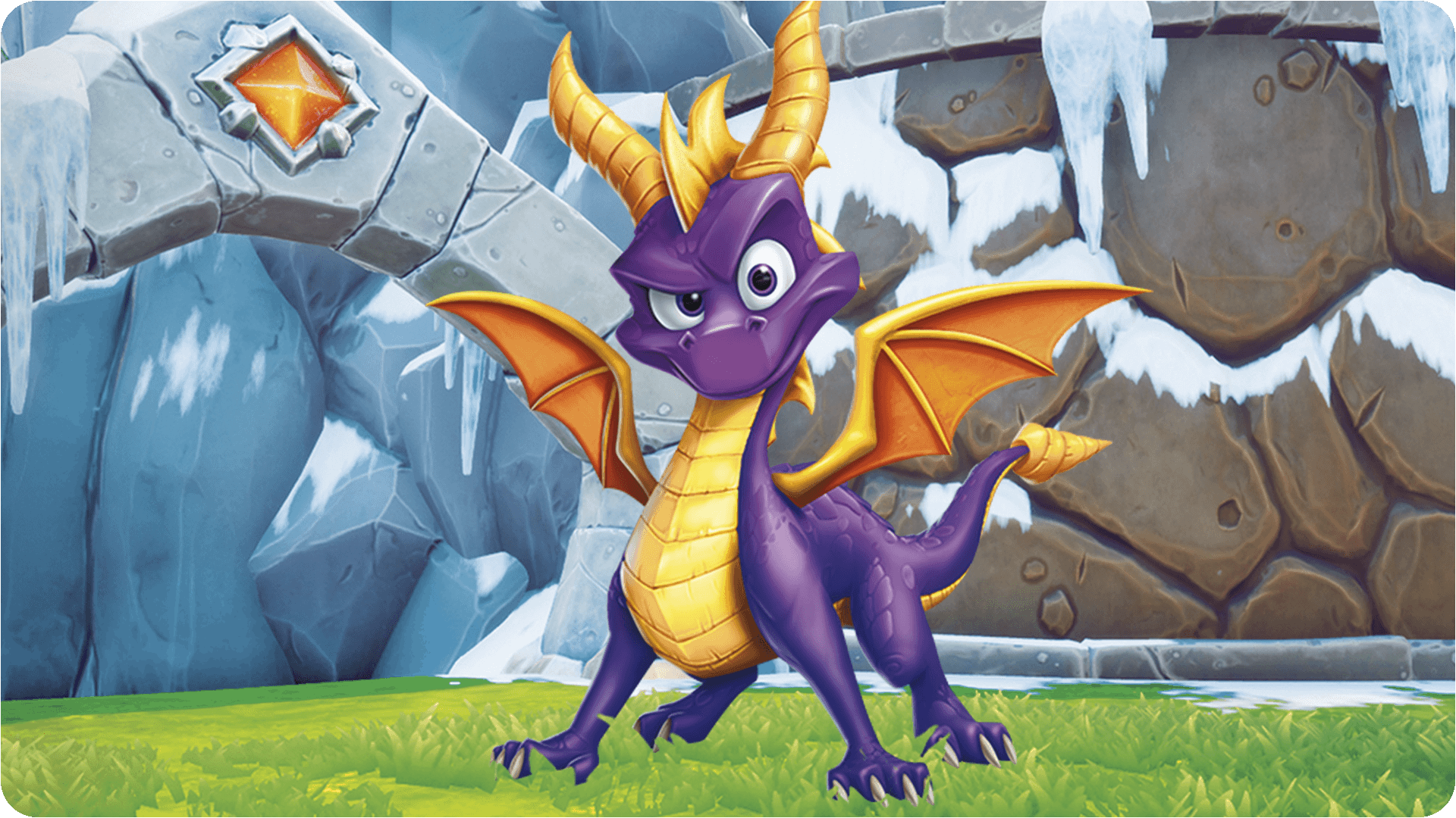 Spyro Re-ignited Trilogy − promotaide