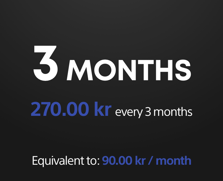 PS Now 3 months