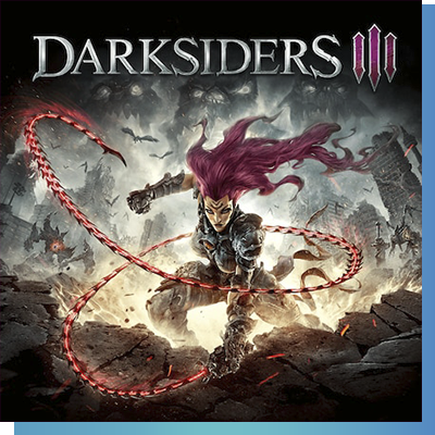 Darksiders 3 på PS Now
