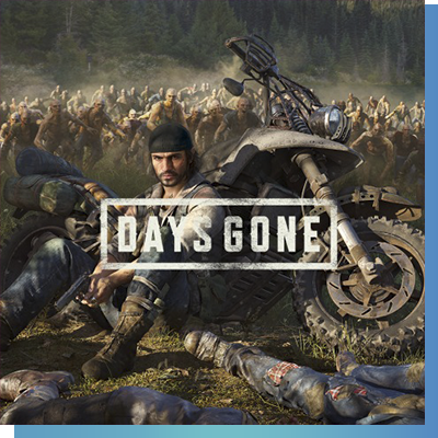 Days Gone op PS Now