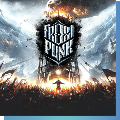 Frostpunk på PS Now