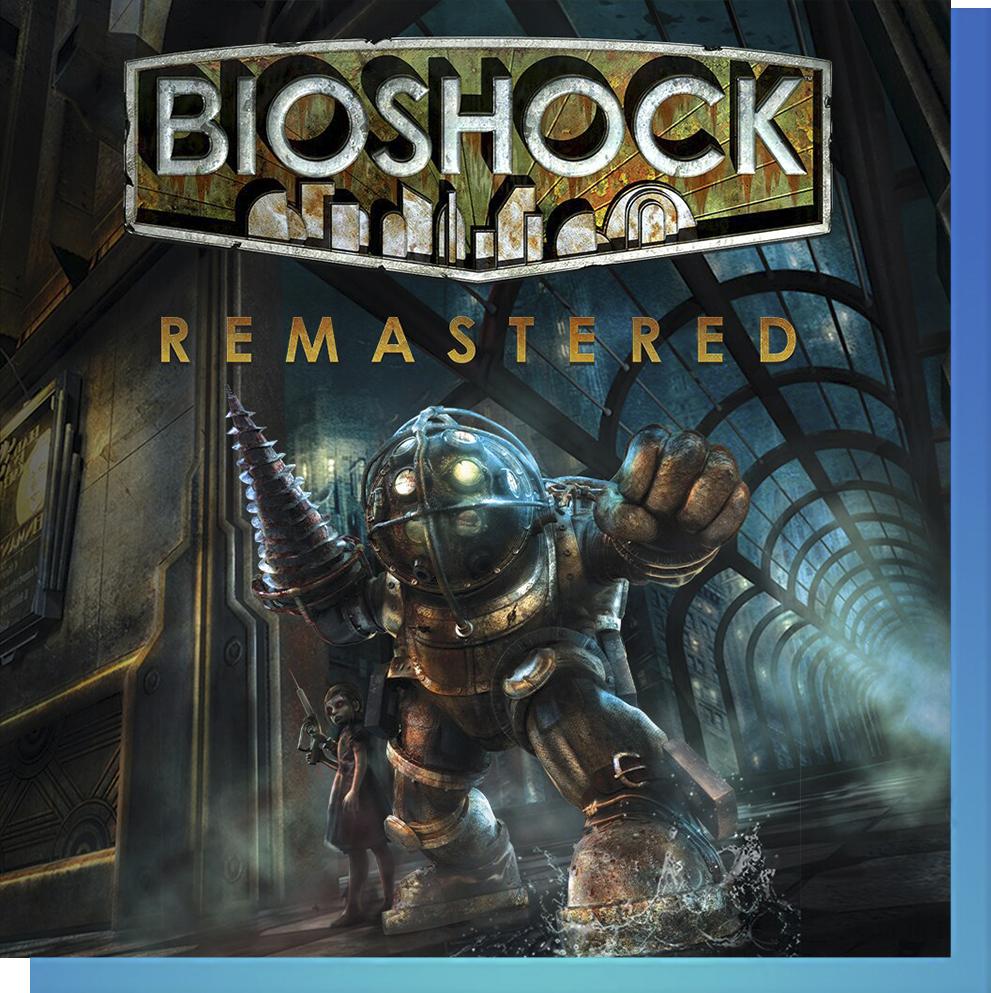 PS Nowで『バイオショック リマスター』をプレイ