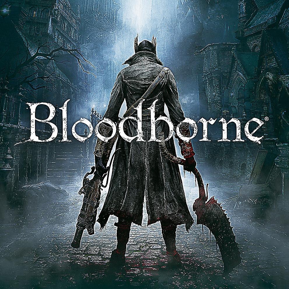 PS Nowで『Bloodborne』をプレイ
