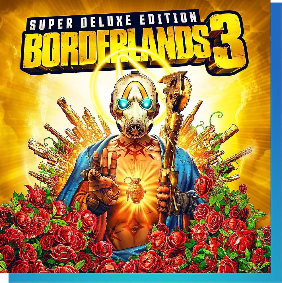 PS Nowで『ボーダーランズ3』をプレイ