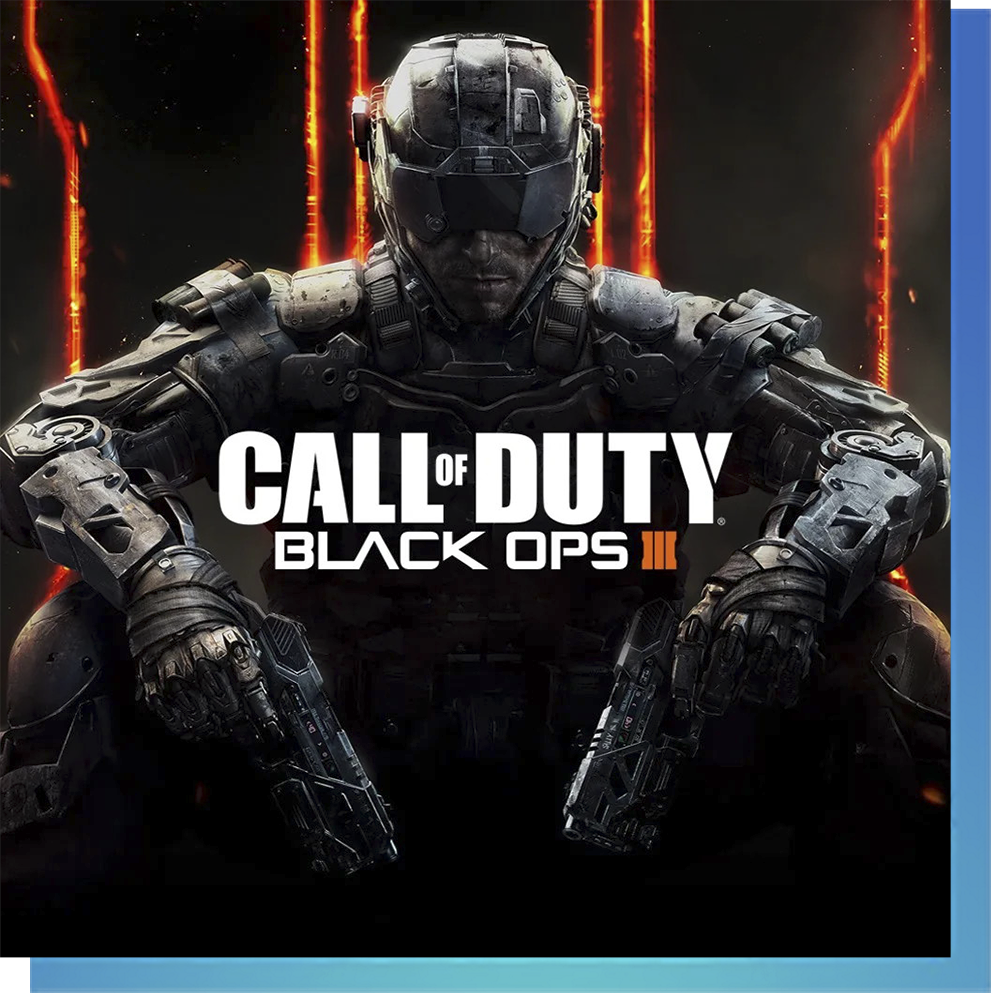 Call of Duty Black Ops 3 på PS Now