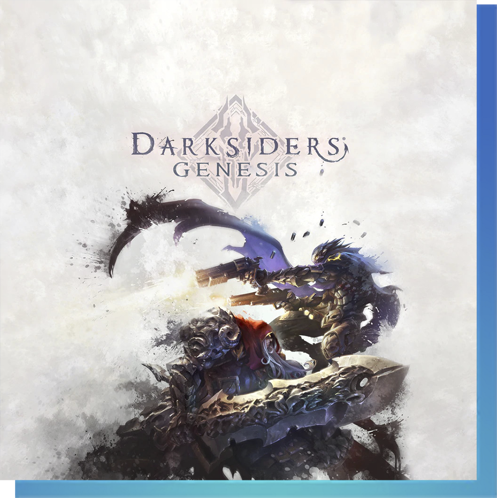 Darksiders Genesis på PS Now