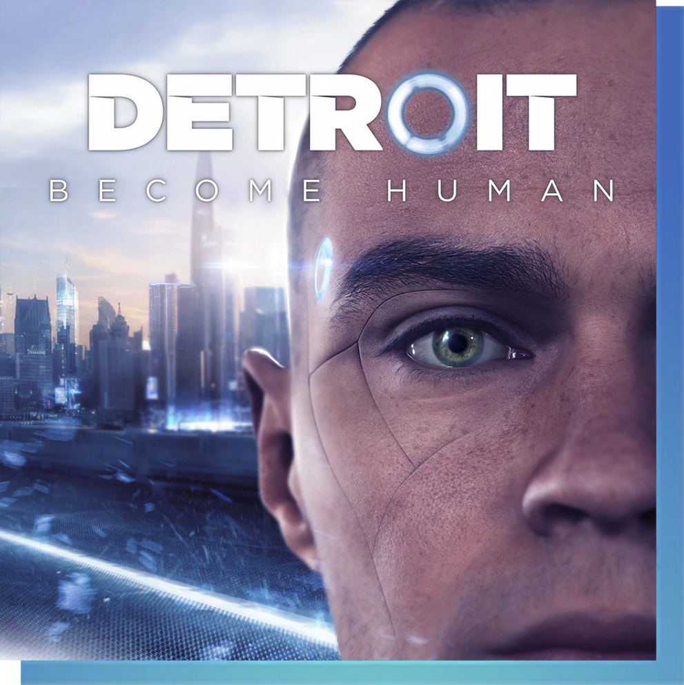 Detroit Become Human on PS Now