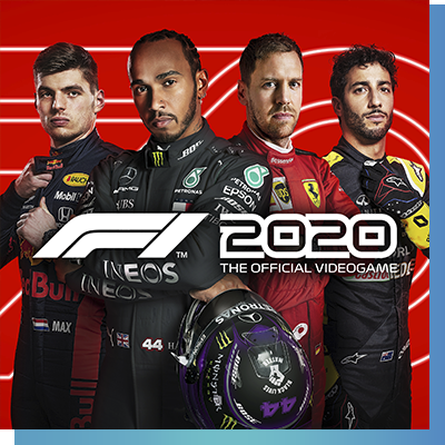 F1 2020 on PS Now