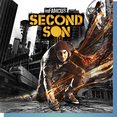 inFAMOUS Second Son on PS Now