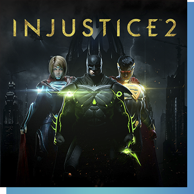 Injustice 2 on PS Now