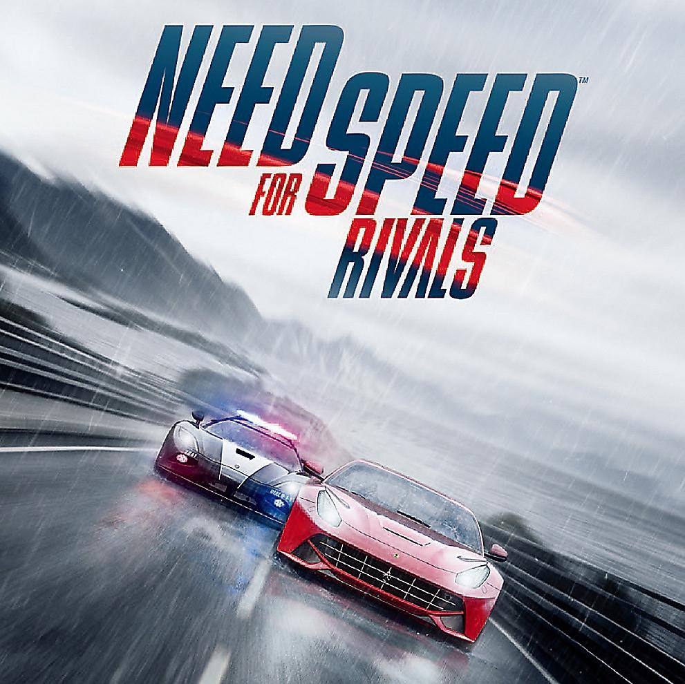 PS Nowで『ニード・フォー・スピード ライバルズ』をプレイ