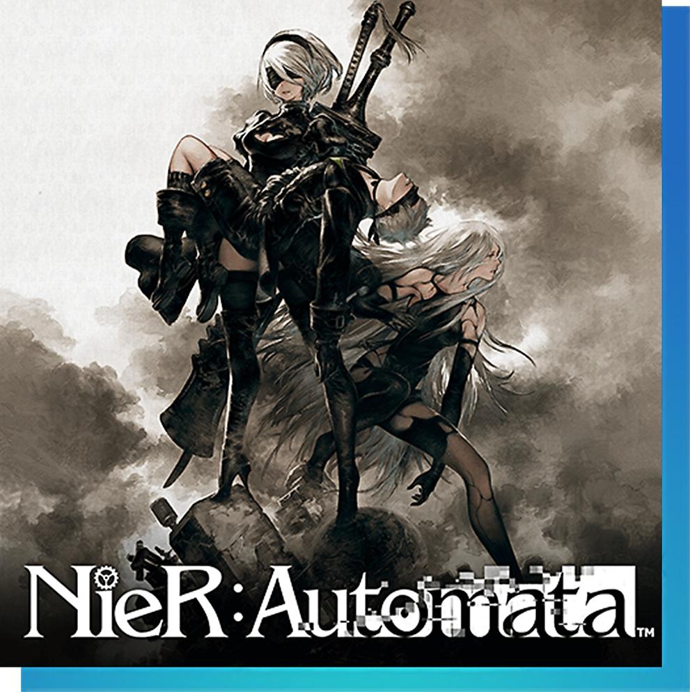 PS Nowで『NieR: Automata』をプレイ