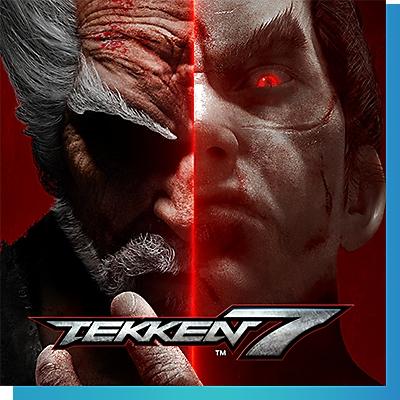 Tekken 7 on PS Now