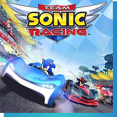Team Sonic Racing sur PSNow