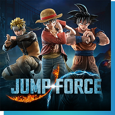 Jump Force on PS Now