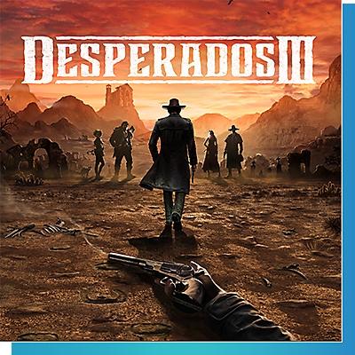 Desperados 3 on PS Now