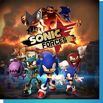 Sonic Forces sur PSNow