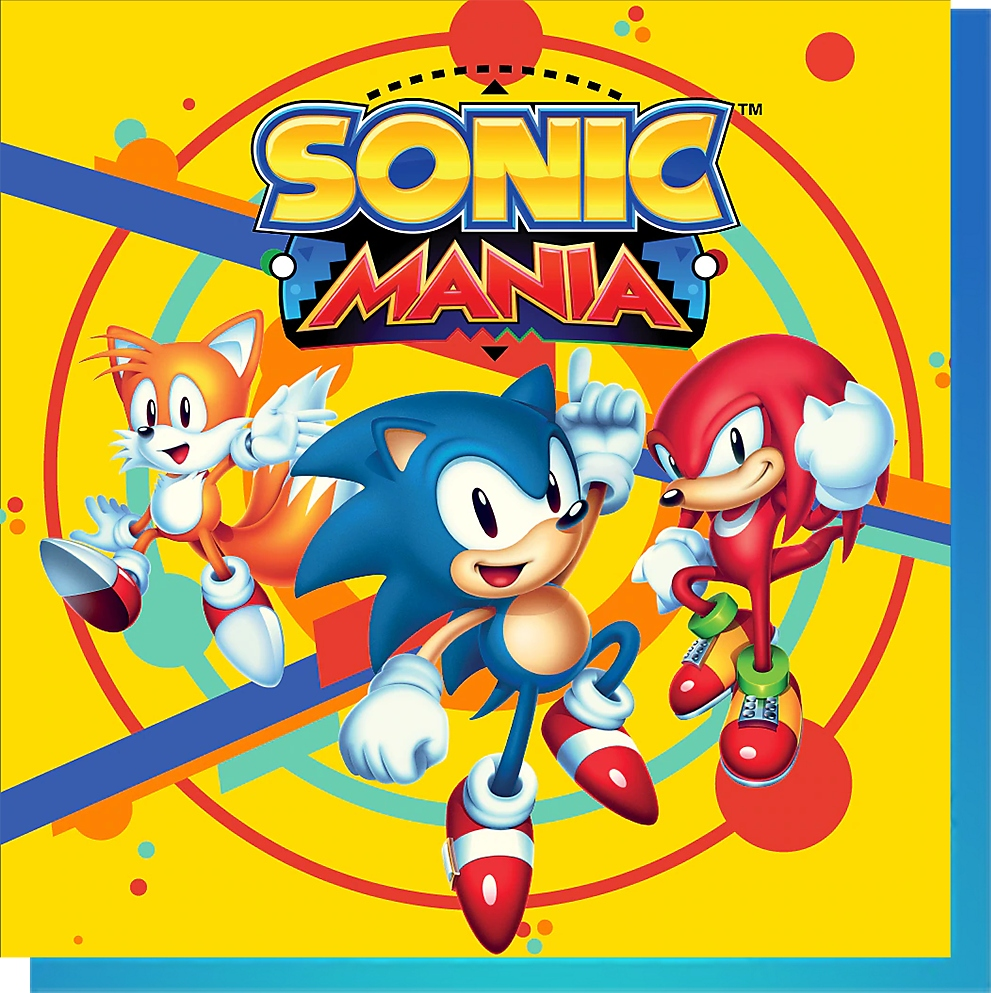 Sonic Mania sur PSNow