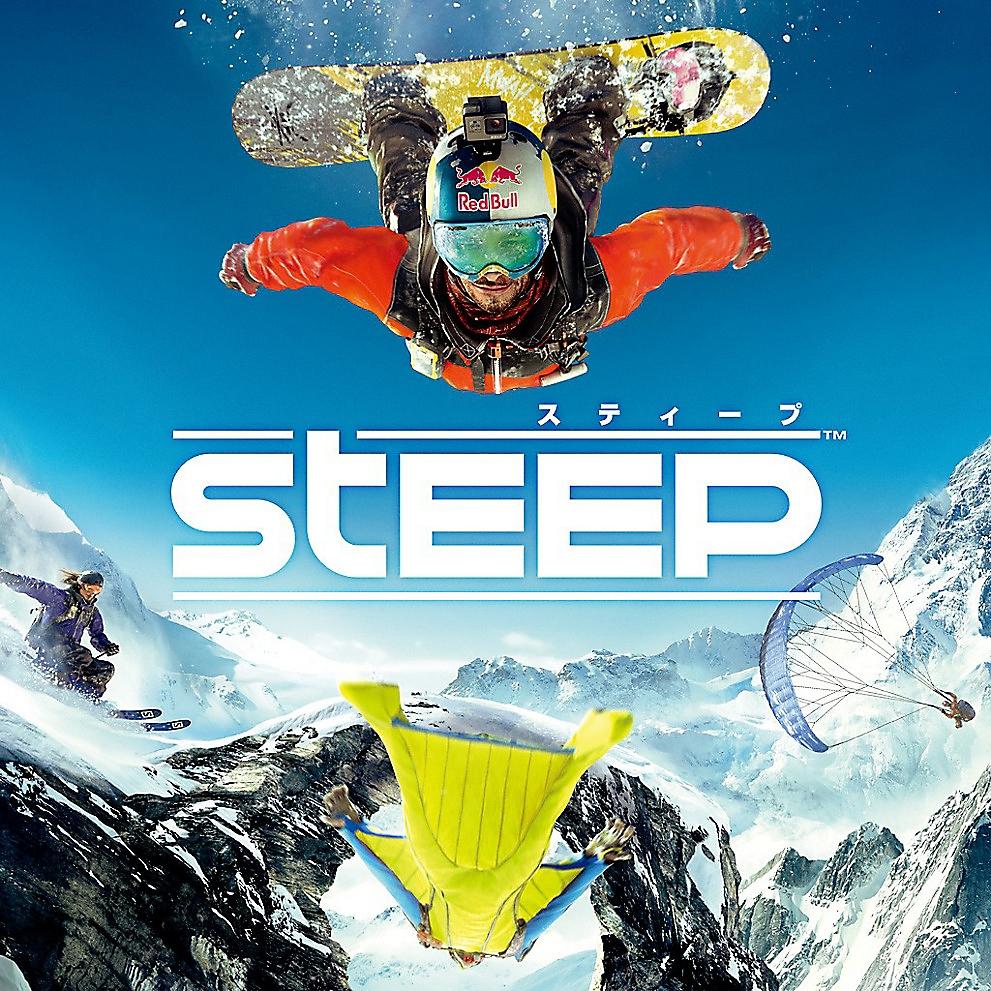 PS Nowで『STEEP(スティープ)』をプレイ