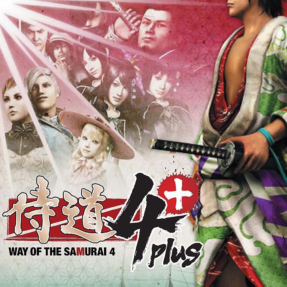 PS Nowで『侍道4plus』をプレイ