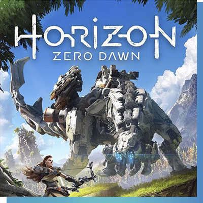 Horizon Zero Dawn on PS Now