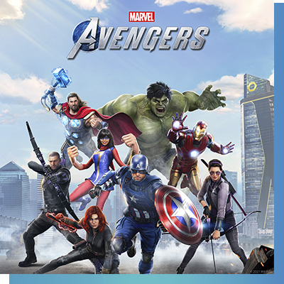 Marvel's Avengers on PS Now