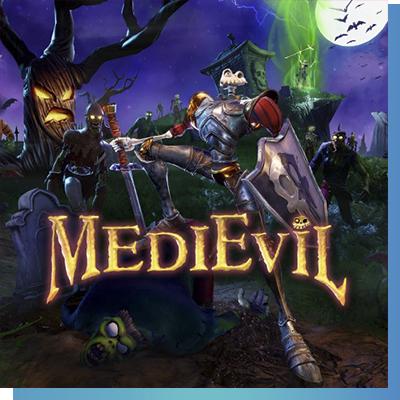 MediEvil op PS Now