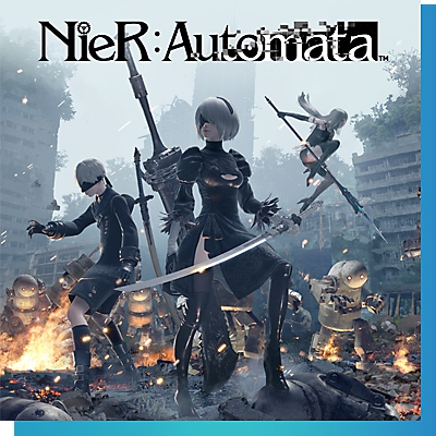 NieR Automata on PS Now