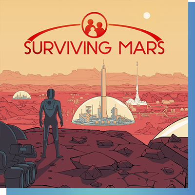 Surviving Mars sur PS Now
