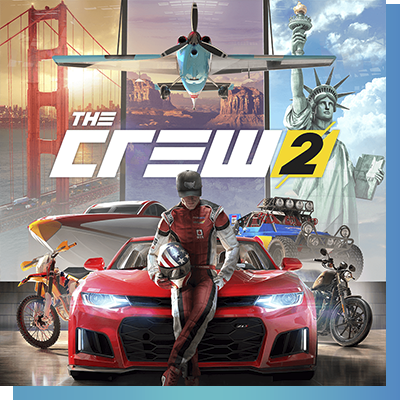 The Crew 2 sur PS Now