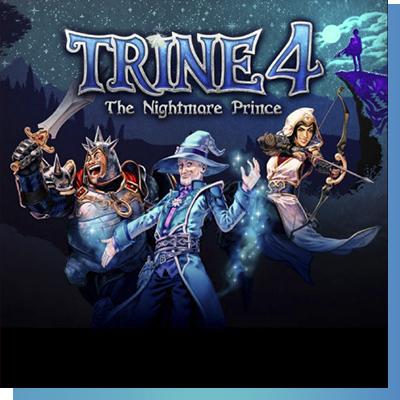 Trine 4 op PS Now