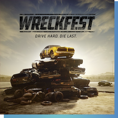 Wreckfest on PS Now