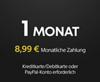 1-monatiges PS Plus-Abonnement