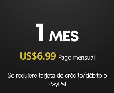 Suscripción de 1mes a PS Plus