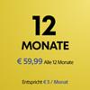 12-monatiges PS Plus-Abonnement
