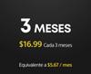 Suscripción de 3meses a PS Plus